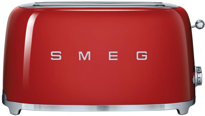 Sur La Table SMEG 4-Slice Retro-Style Toaster