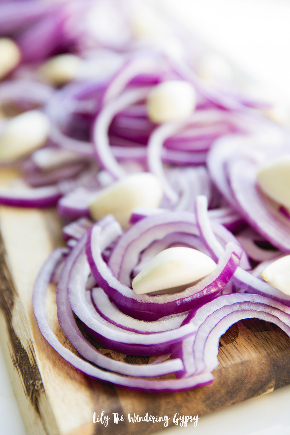 Amazing Pickled Red Onions and Garlic Recipe
