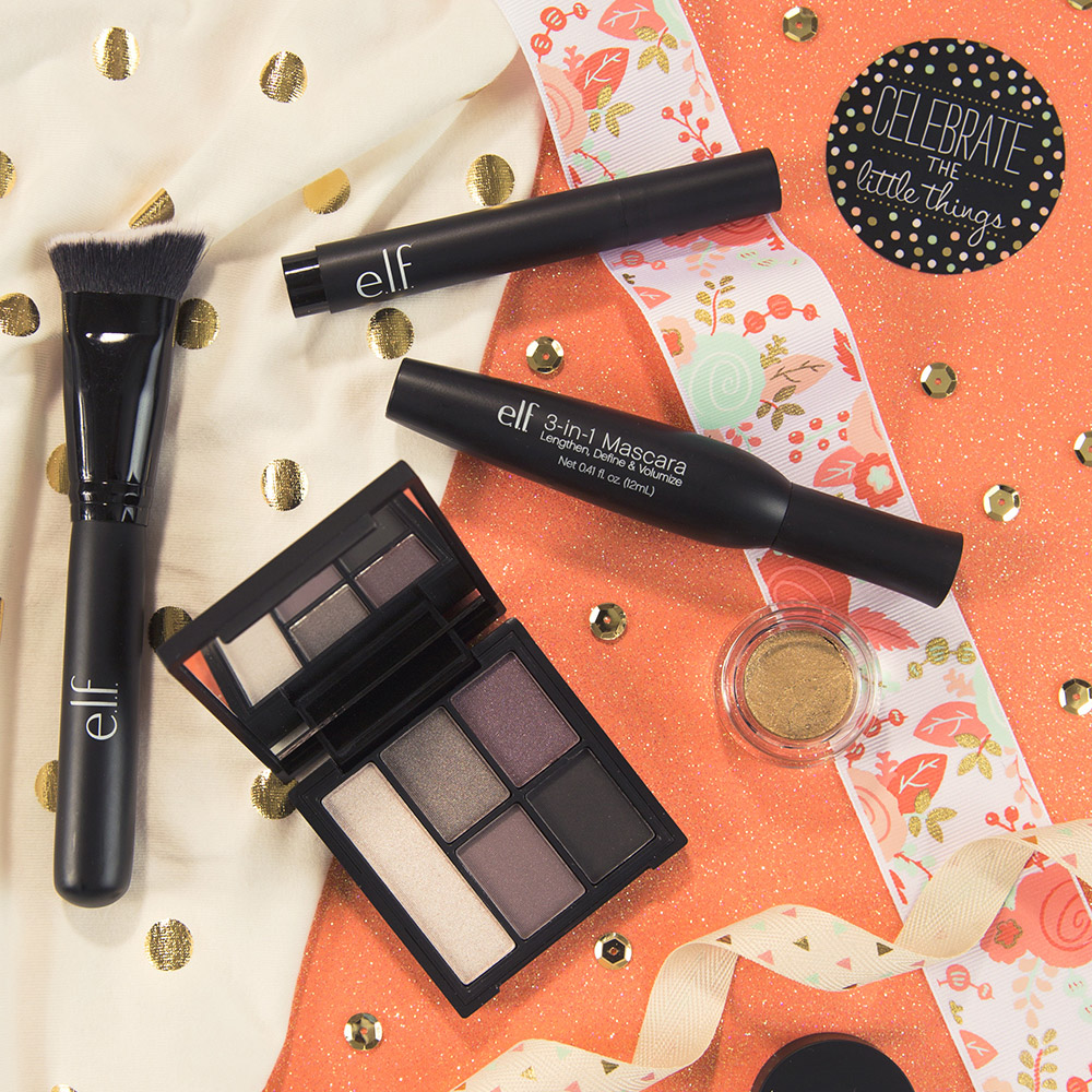 e.l.f. #PlayBeautifully - December Makeup Finds   Dec 31, 2015
