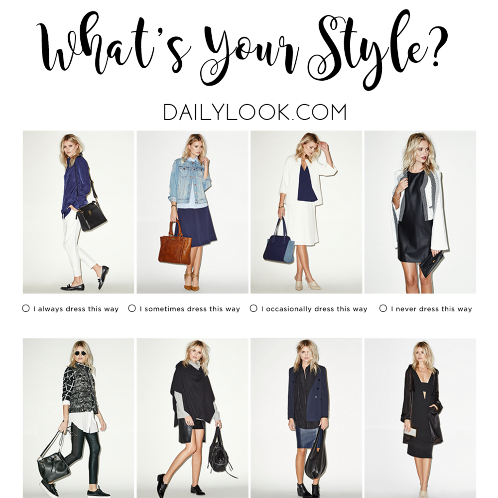 DAILYLOOK - Your New Personal Stylist   Mar 4, 2016
