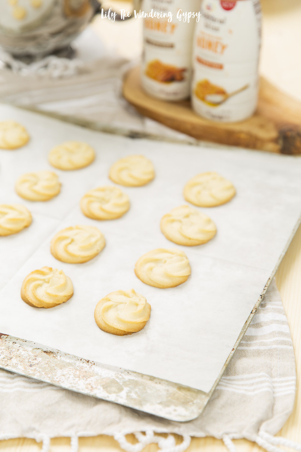 Honey Butter Pecan Swirl Cookies Recipe #FlavorYourSpring