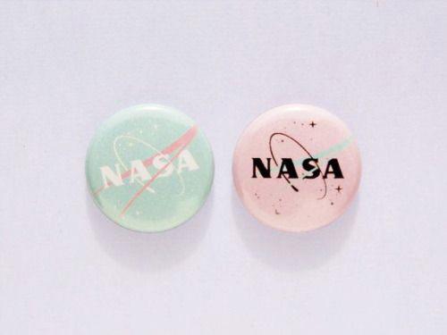 pastel nasa pins