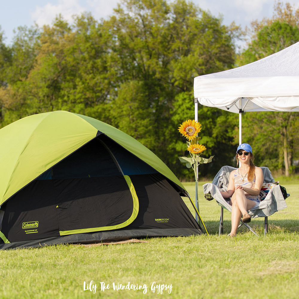 Coleman Camping Tips