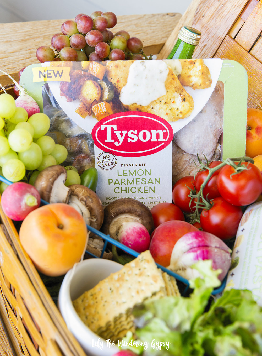 Elegant Yet Easy Dinner Ideas With New Tyson Dinner Kits Lily The