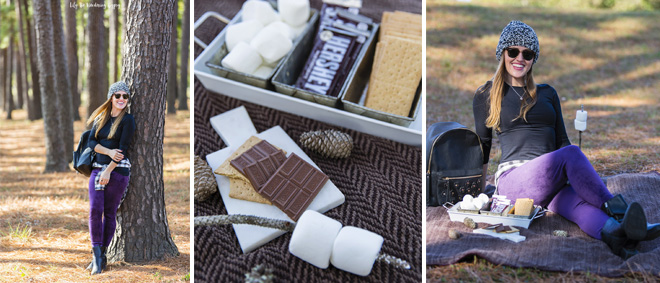 Cuddl Duds #LiveInLayers + Fall S'mores