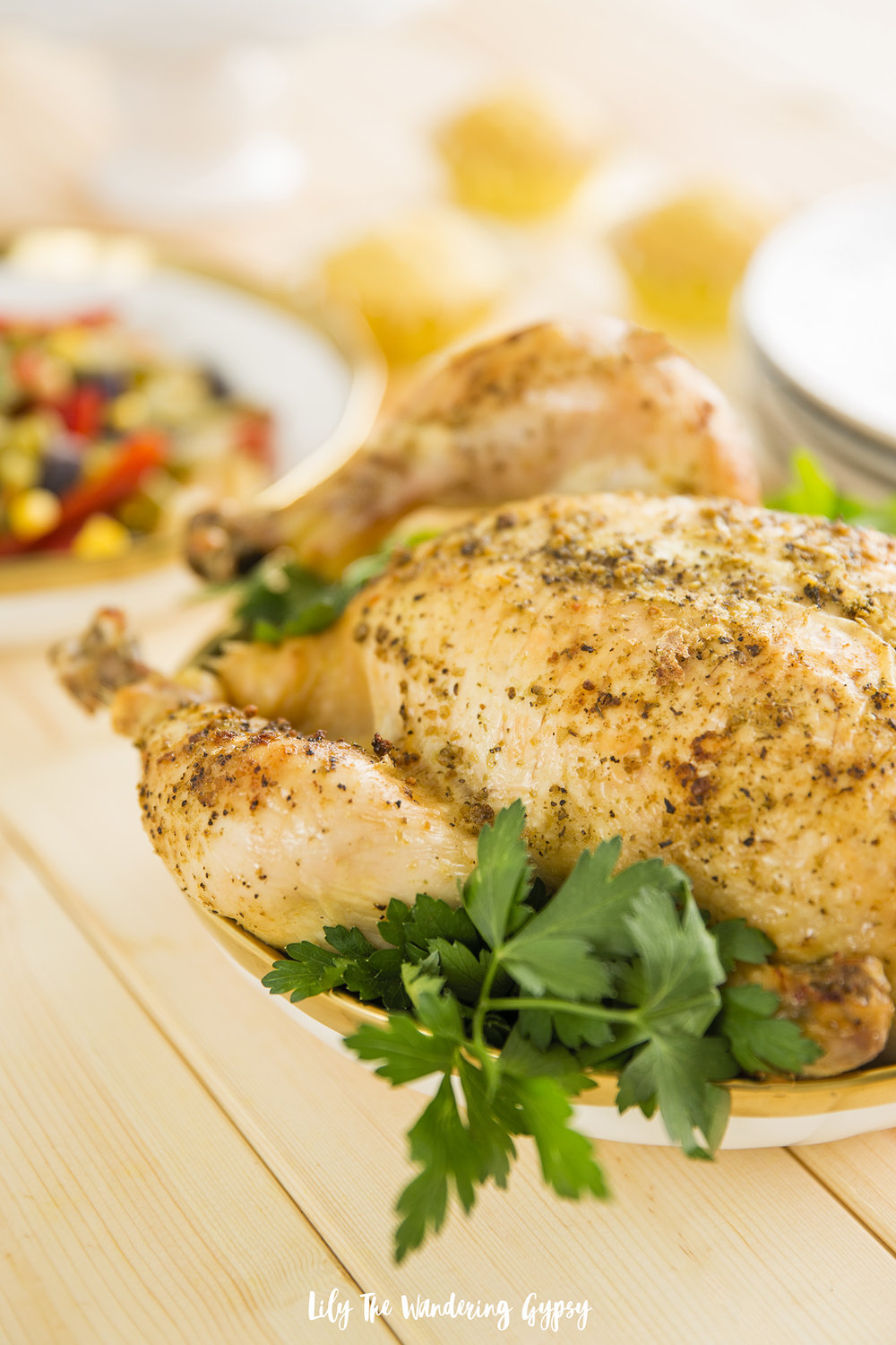 Delicious Holiday Chicken Recipe
