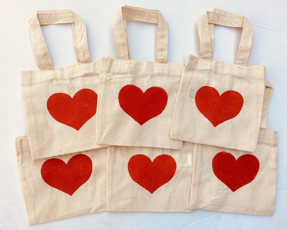 Eco Friendly Cotton Gift Bags