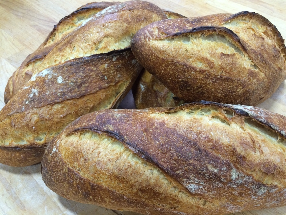 Batards are approximately 1 lb. in size
