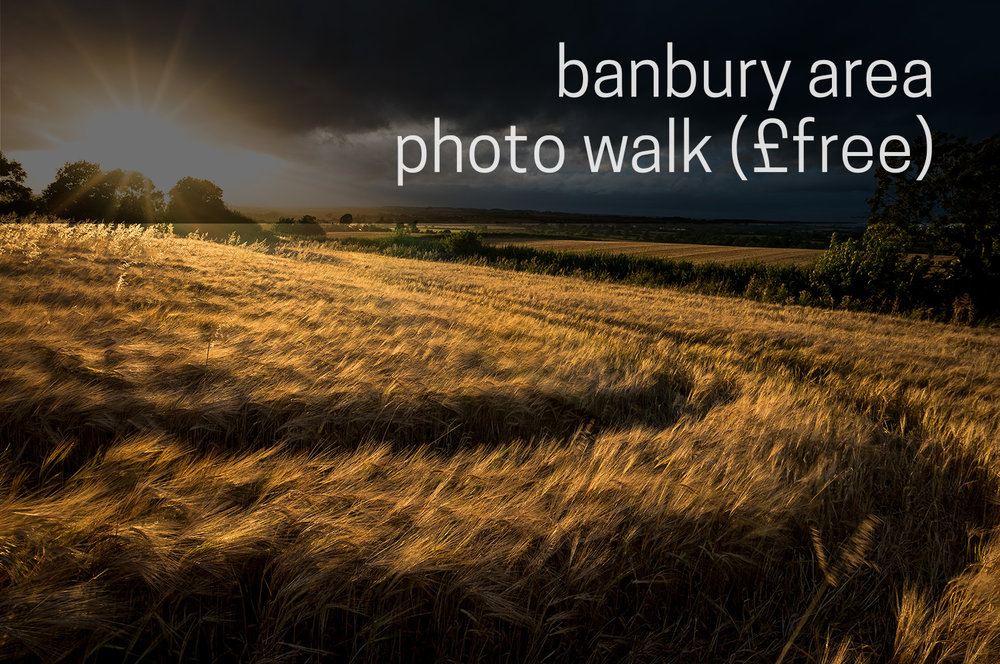 Shropshire hills sunset in late summer photo workshop walk by Nathan Barry the image project