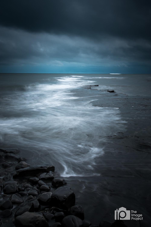 Jurassic ledge, Dorset