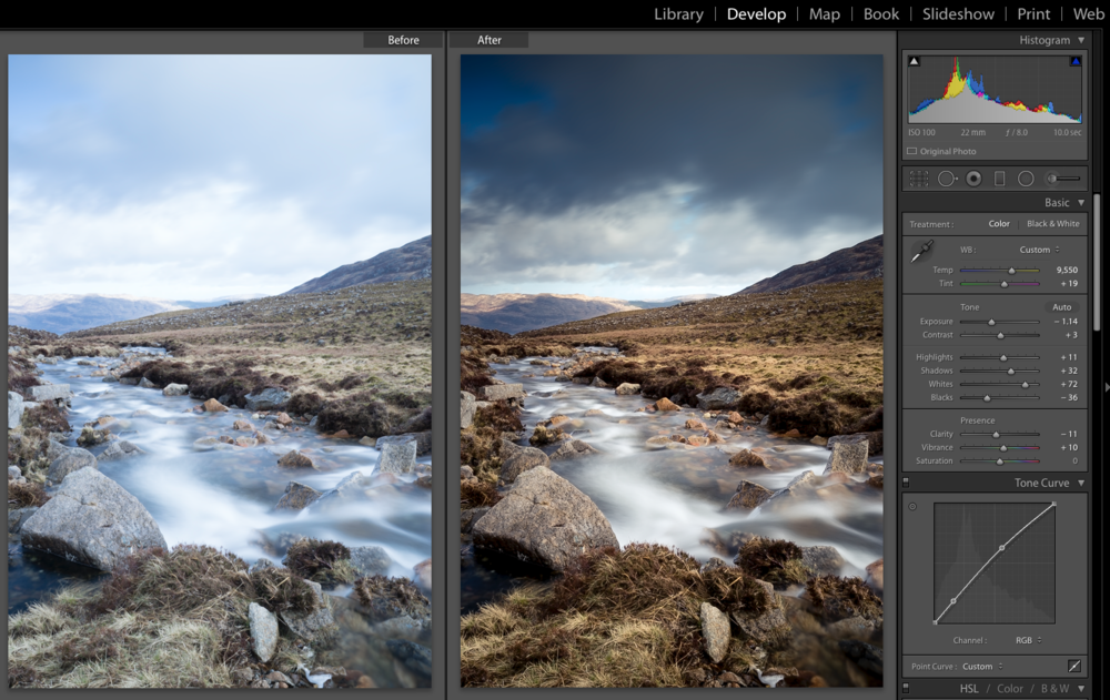 Learn an efficient workflow and how to make your photos look their best