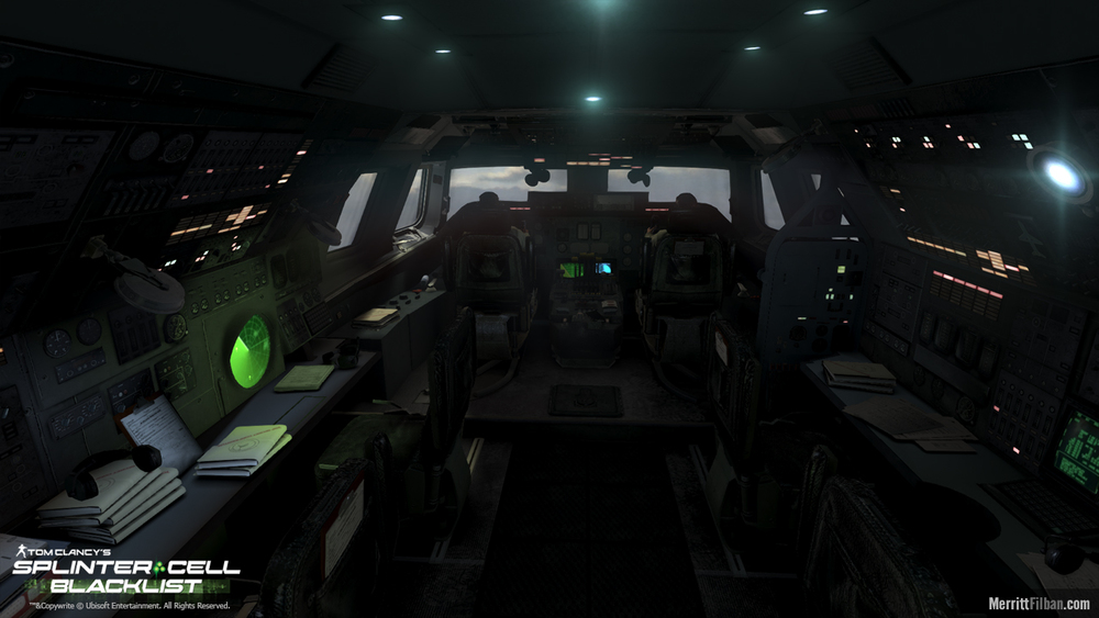 SplinterCellBlacklist_Cockpit_Level2_01
