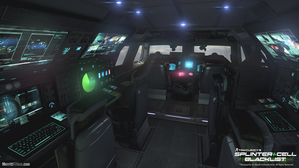 SplinterCellBlacklist_Cockpit_Level3_01