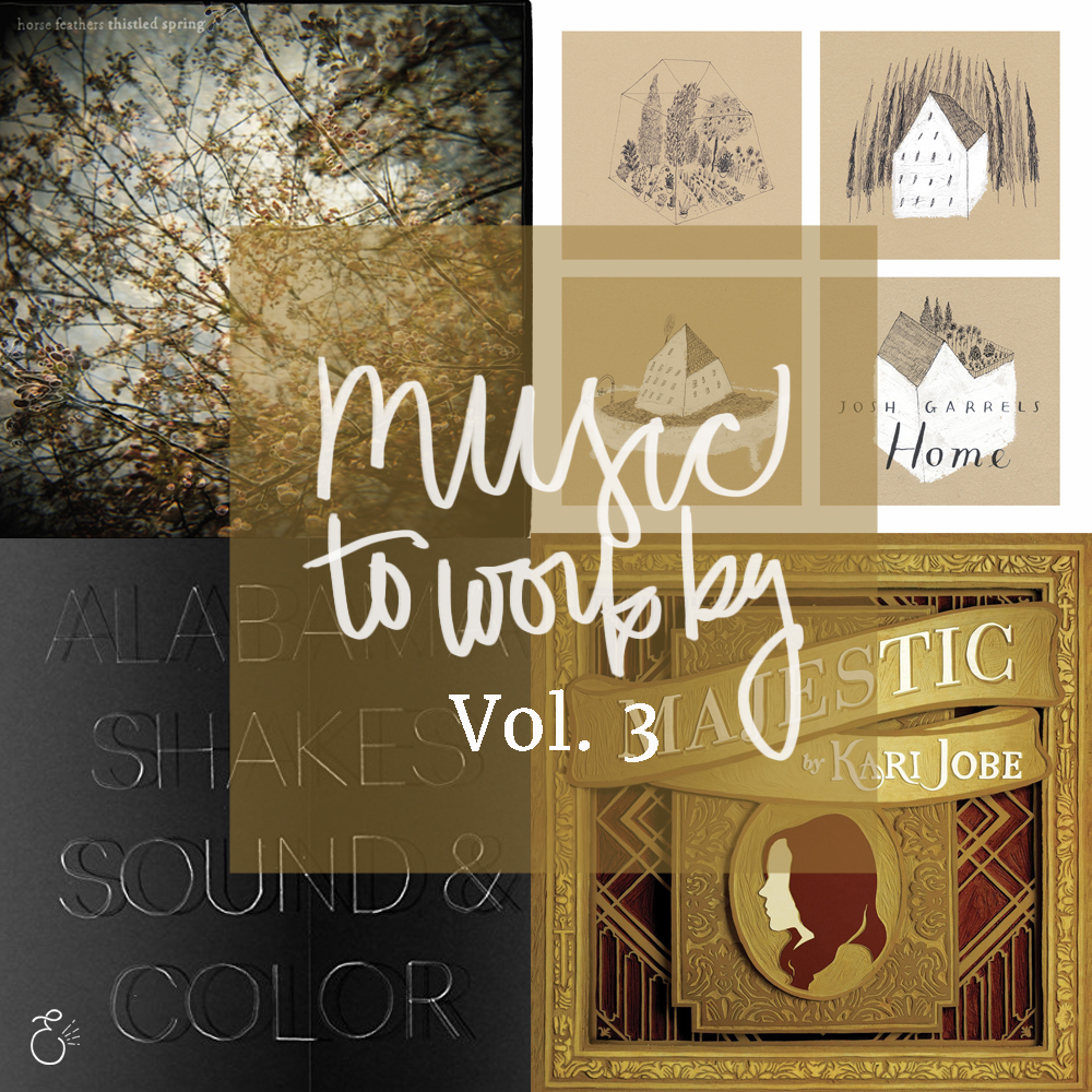 music to work by volume 3