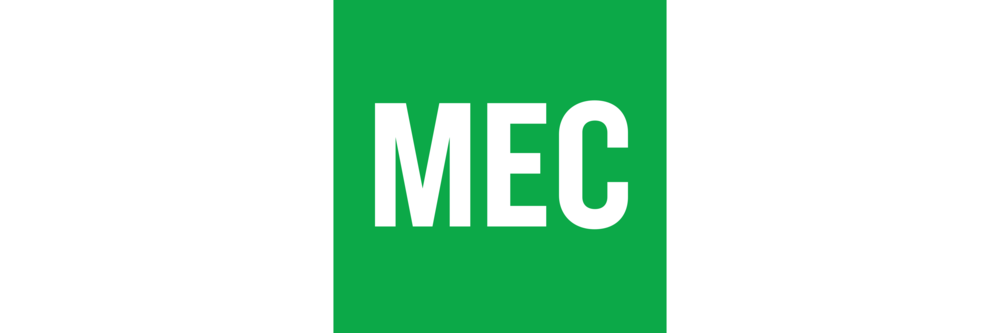 In partnership with our rad friends at MEC!
