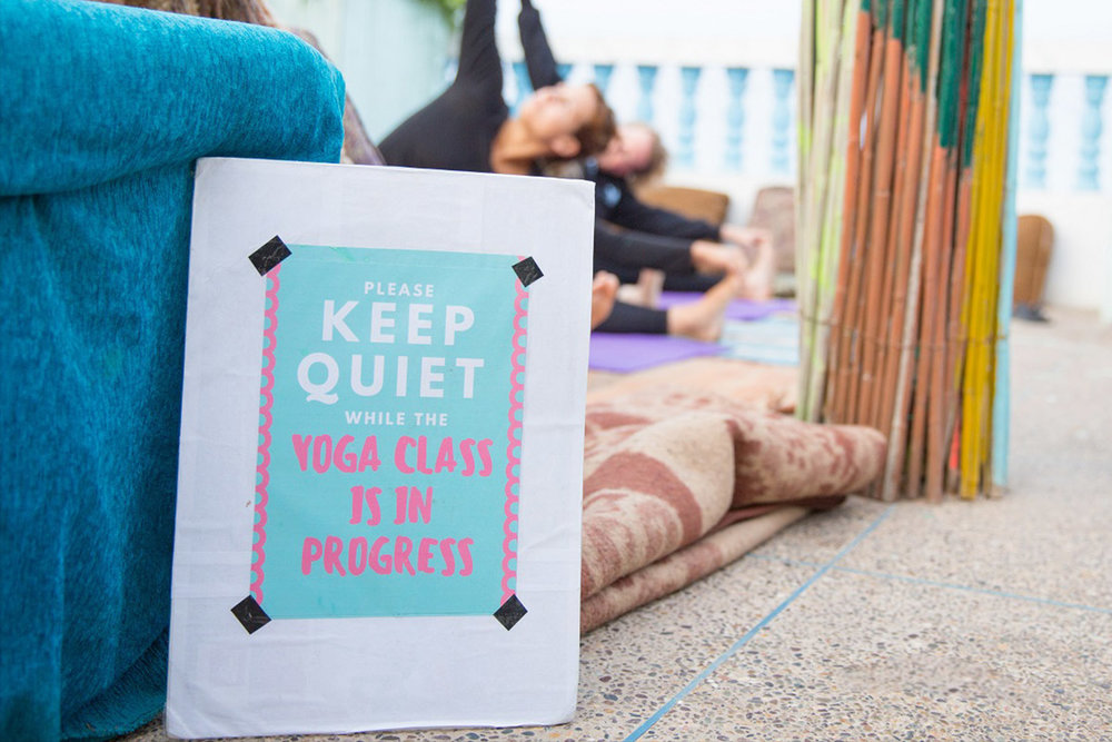 Daily Yoga Classes - The Lunar Surf House will be offering daily yoga classes to keep your body and mind right as you kick off 2019.