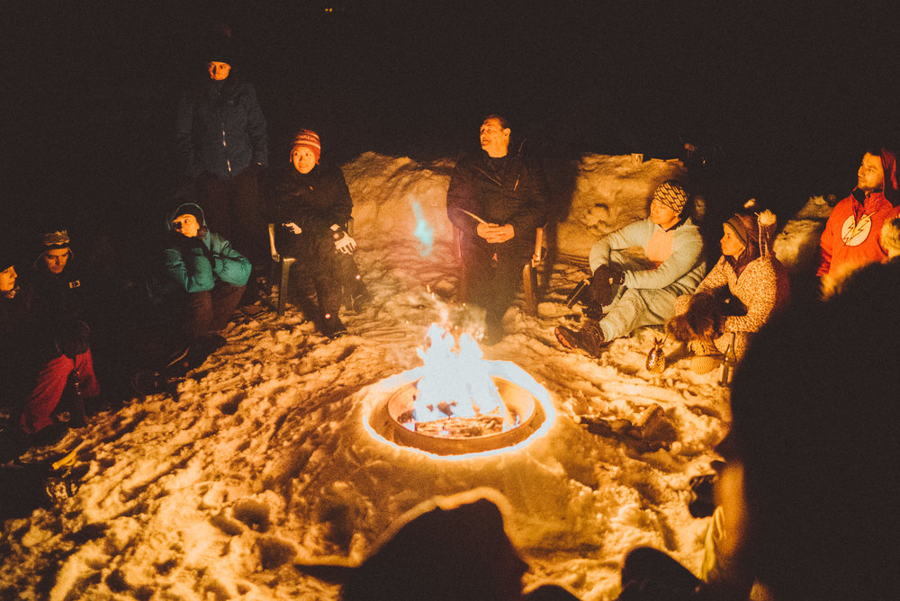 Evening WorkshopFireside Chat - Throughout the weekend, you'll be guided through a series of workshops focused on personal development, intention, and connection.And don't worry, in true CS fashion, here won't be any fluff.