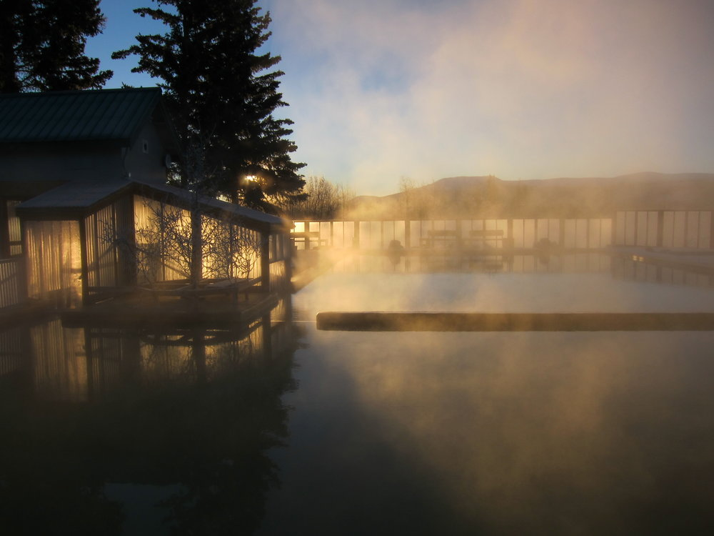All-Weekend Hot Springs Access - You'll have all-weekend-long access to the nourishing waters of the Takhini Hot Springs. Hang out, soak it up, and come and go as you please, all weekend long.