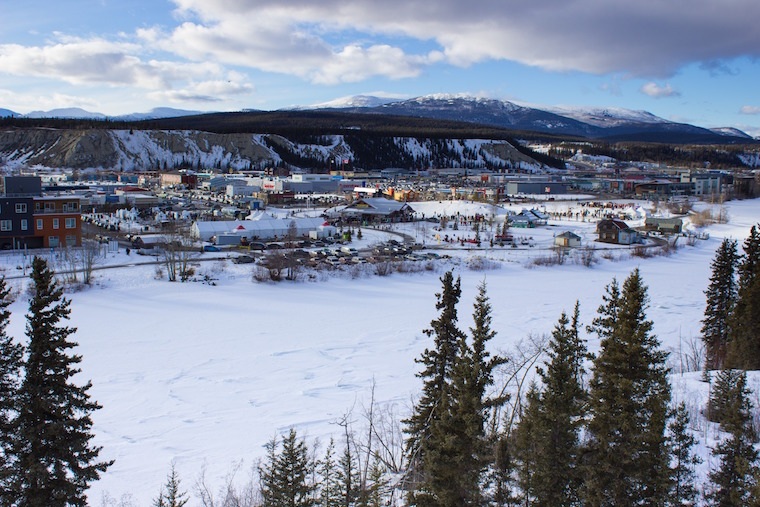 Tour Through Whitehorse - Before we head out to the Takhini Hot Springs and Hostel, located ~30 minutes outside of Whitehorse, you'll be taken on a tour of Whitehorse and get the chance to see what this little gem is all about.