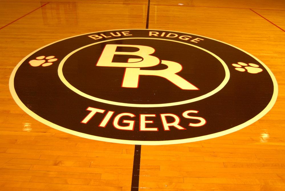 BRMS Gymnasium Logo
