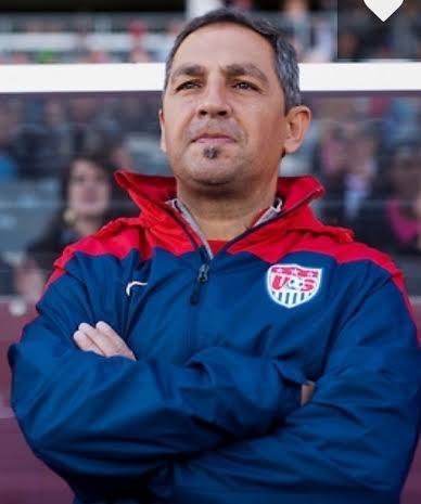 U.S. U18 National Team Coach Omid Namazi