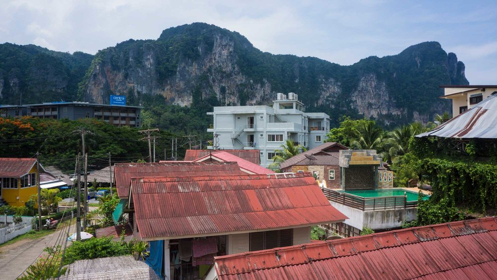 How did these mountains get here? Why are they so beautiful?! (Aonang, Krabi, Thailand)