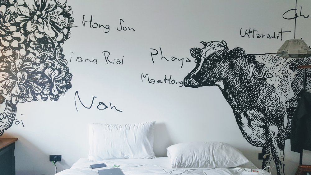 One night in the Oxotel in Chiang Mai was a welcome oasis in the midst of an e-visa mishap.