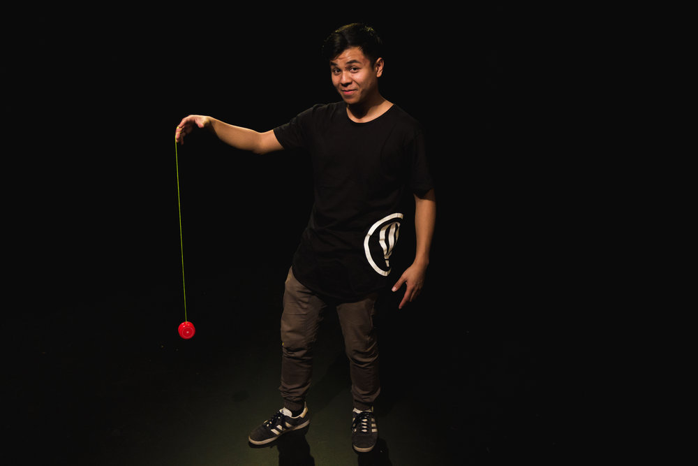 HOW TO THROW YOUR YOYO