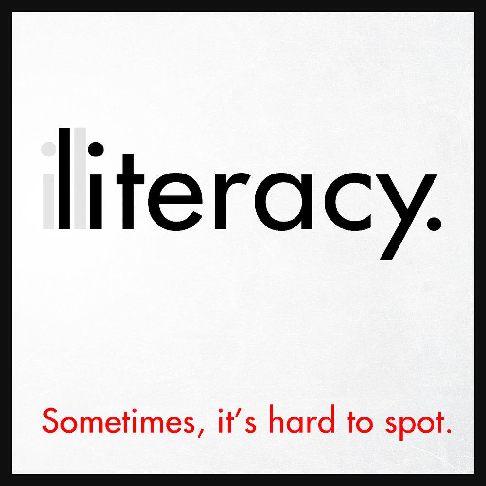 Literacy Poster