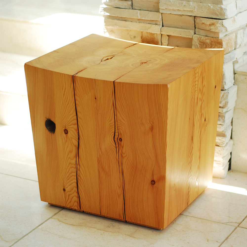 reclaimed fir stool Tyler Mckenzie.jpg