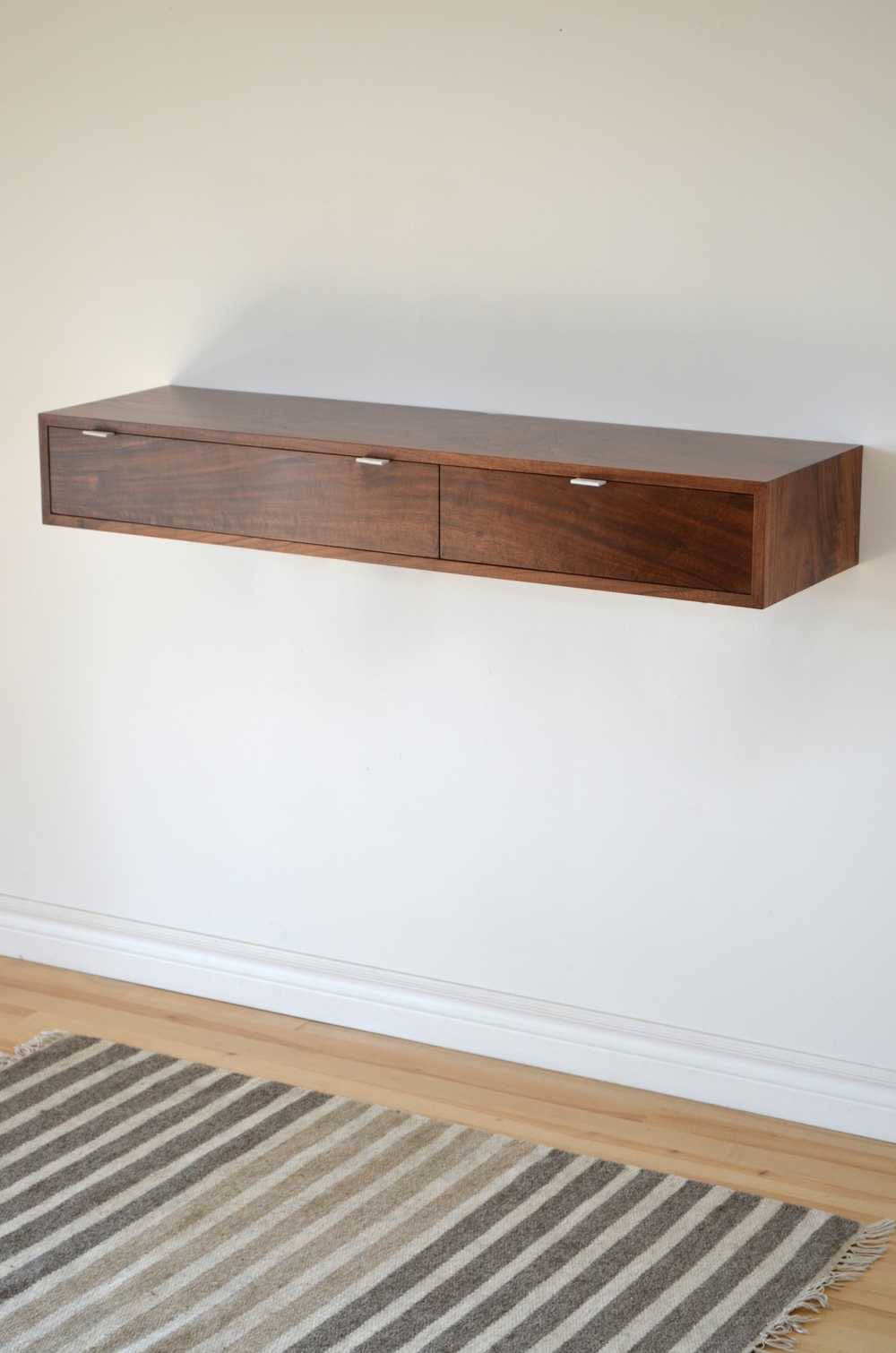 Hall table walnut Tyler Mckenzie.jpg