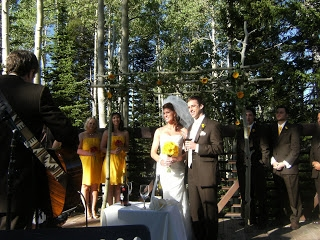 The Canyons Resort Wedding    Amazing. They learned a new song specifically for us and got to the venue early to rehearse with the other musicians we hired to sing and play guitar. They were affordable and so pleasant and easy to work with. Can't say enough great things about them.