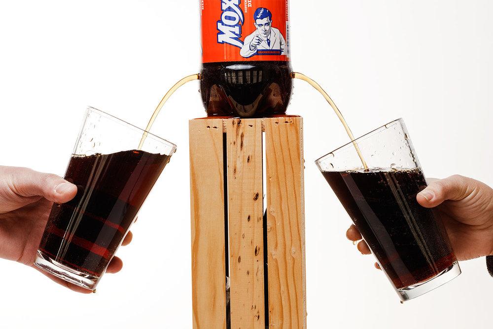 Moxie Soda Tap