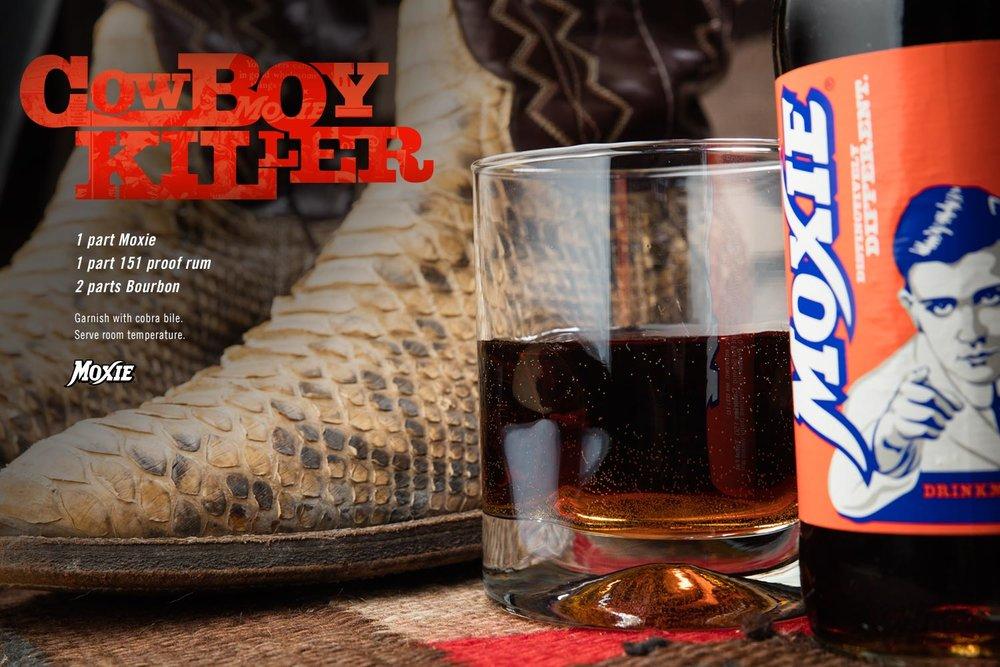 Moxie Cowboy Killer recipe