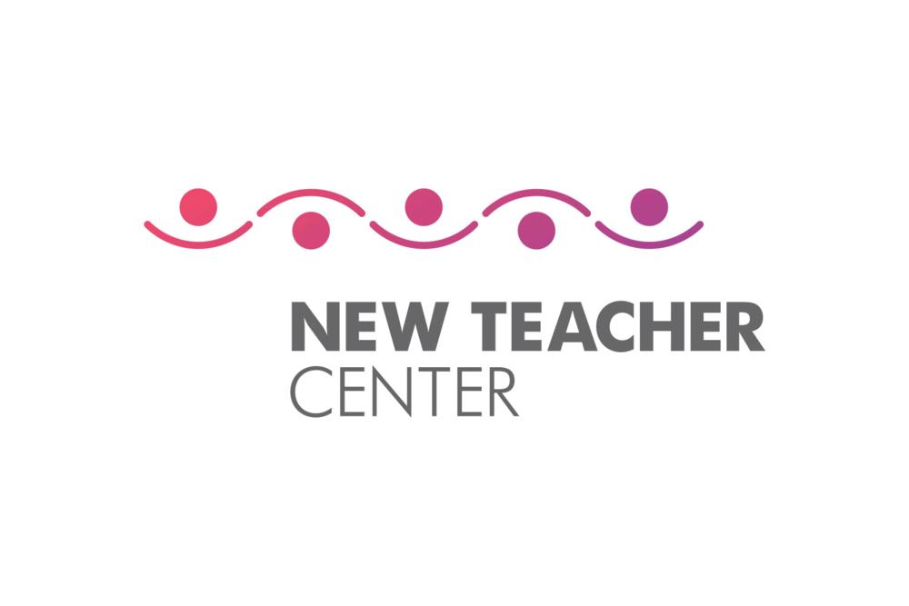 Logo design for school New Teacher Center