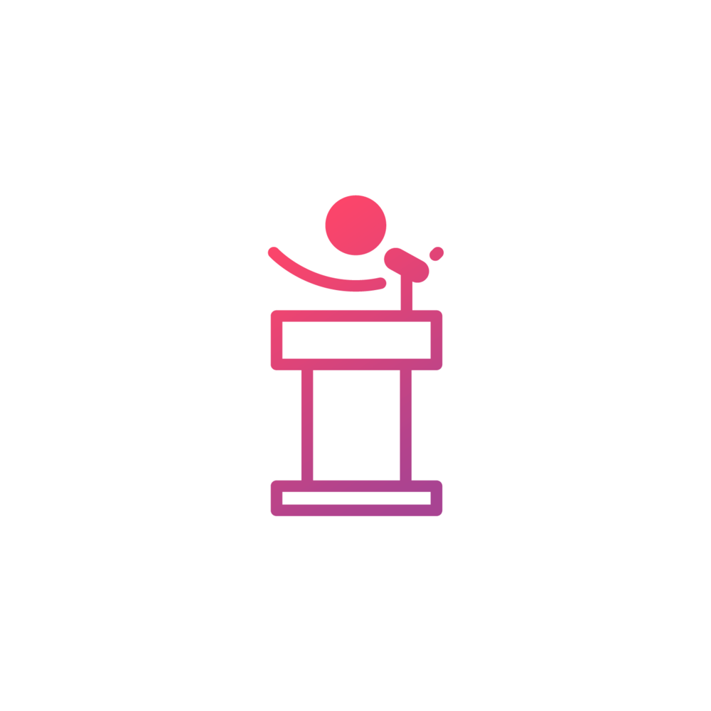 Iconography for brand identity design