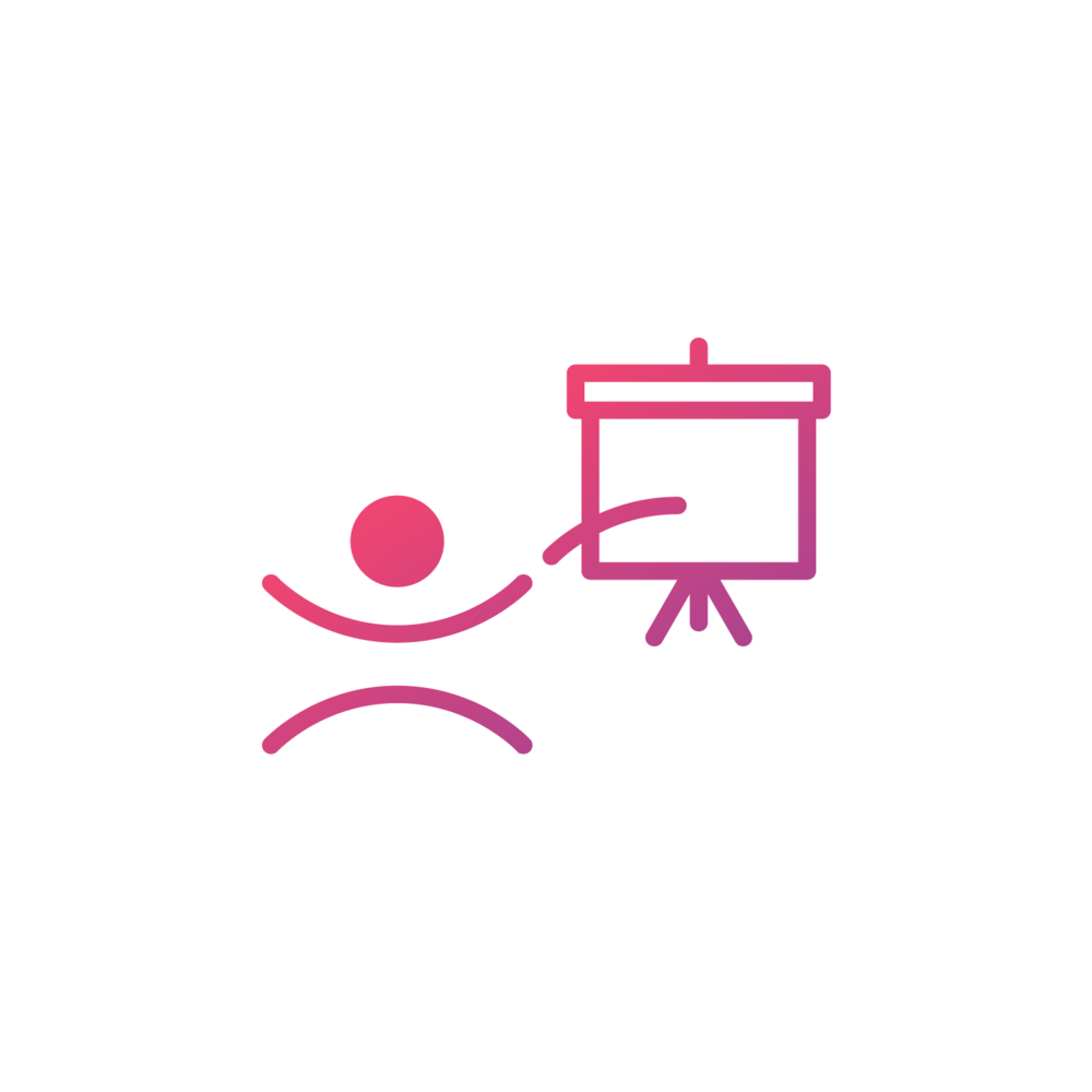 Iconography package designed for New Teacher Center