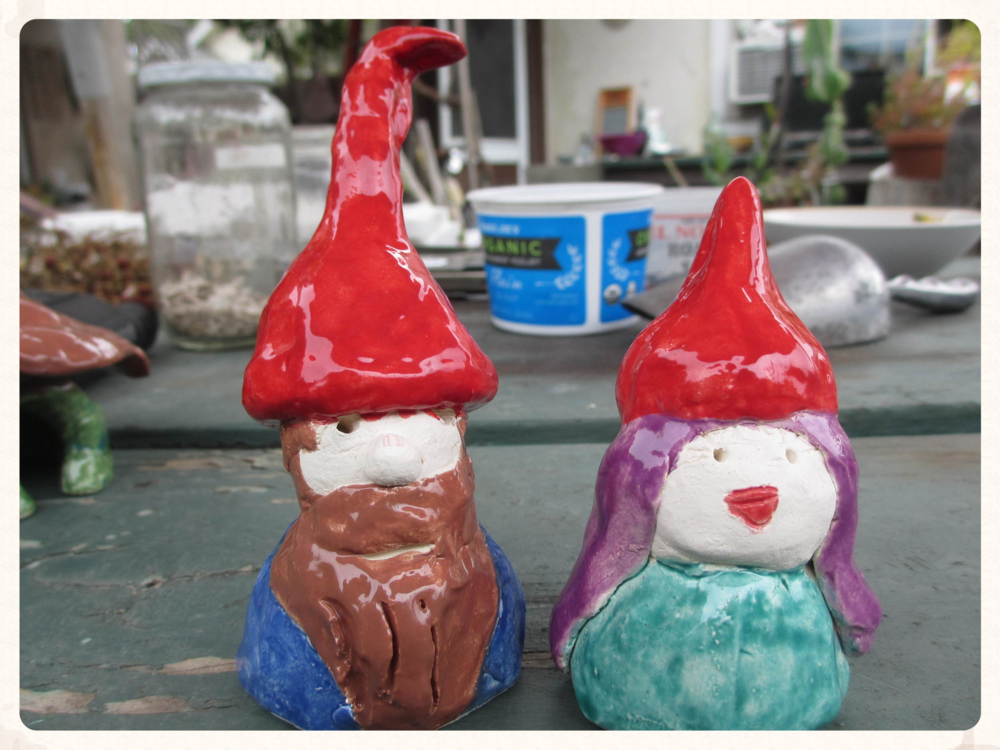 Sweet Kinder Gnomes