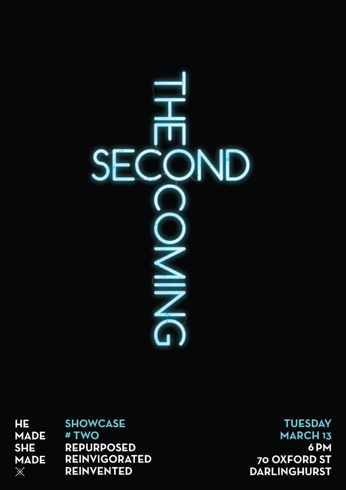 thesecondcoming