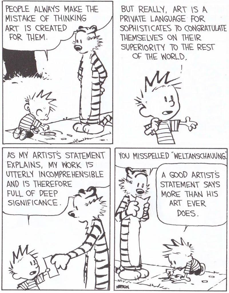 Calvins-artists-statement