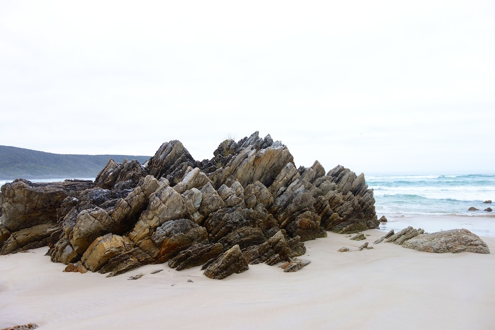 Lots ofnice rock formations