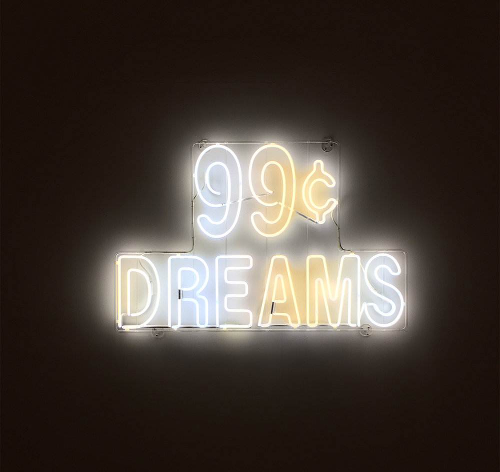 Doug Aitken, 99c Dreams
