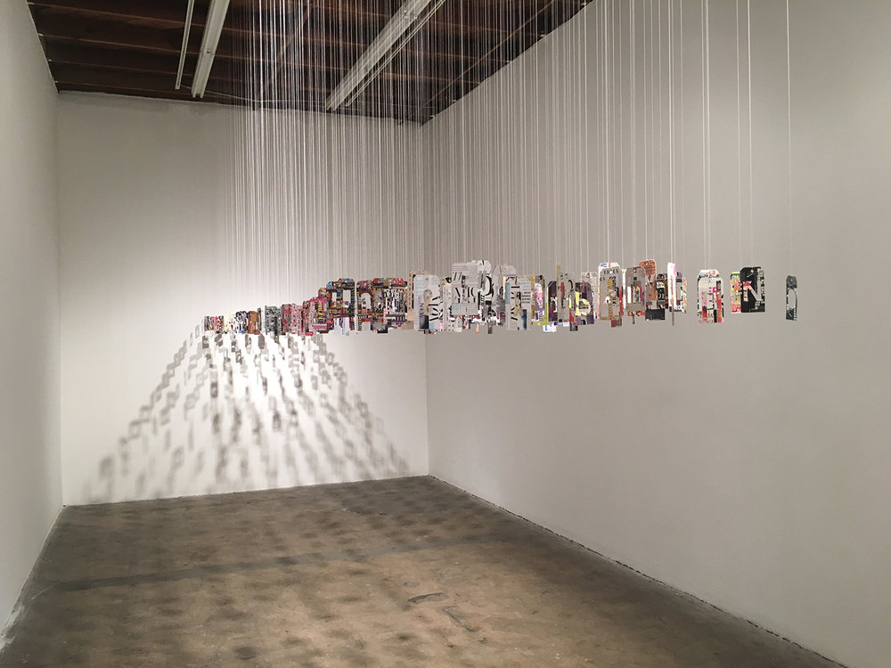Tim Gratkowski at Walter Maciel Gallery