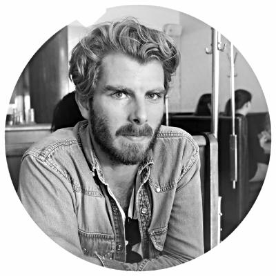 Adam Hendrik :Editor in Chief & Assistant Director