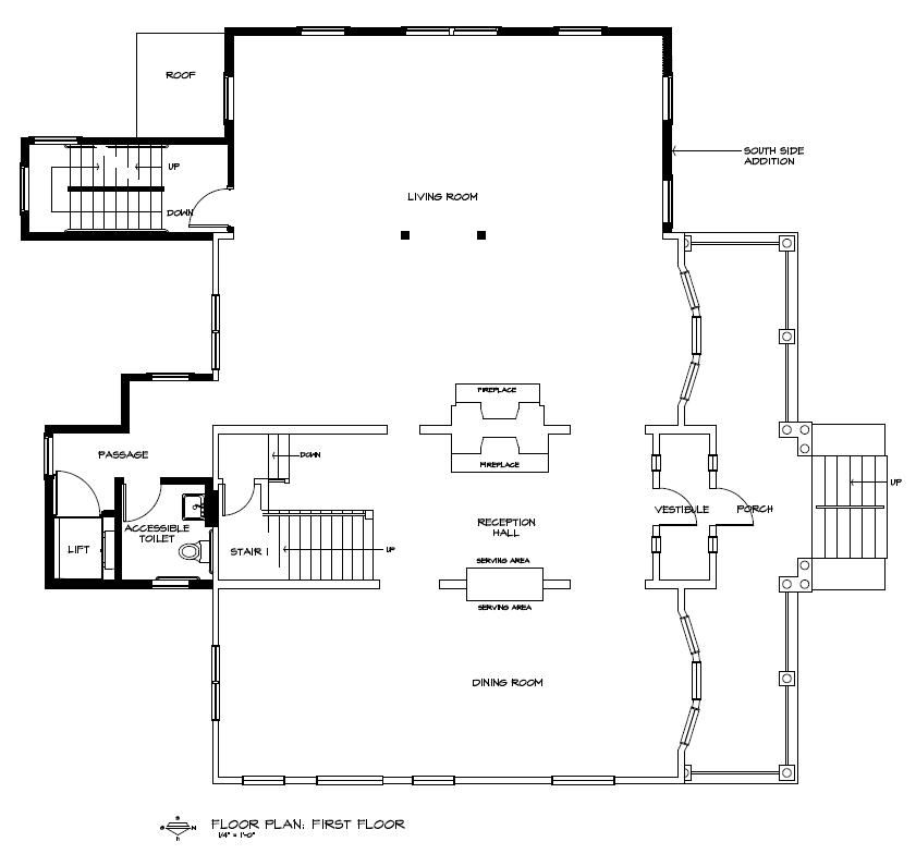 1st Floor Floorplan  (click imageto expand)