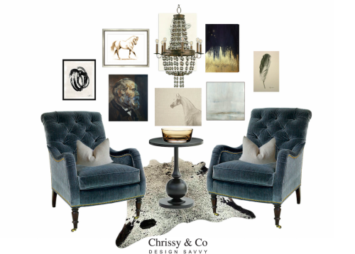 Vancouver Interior Designer Chrissy Cottrell.