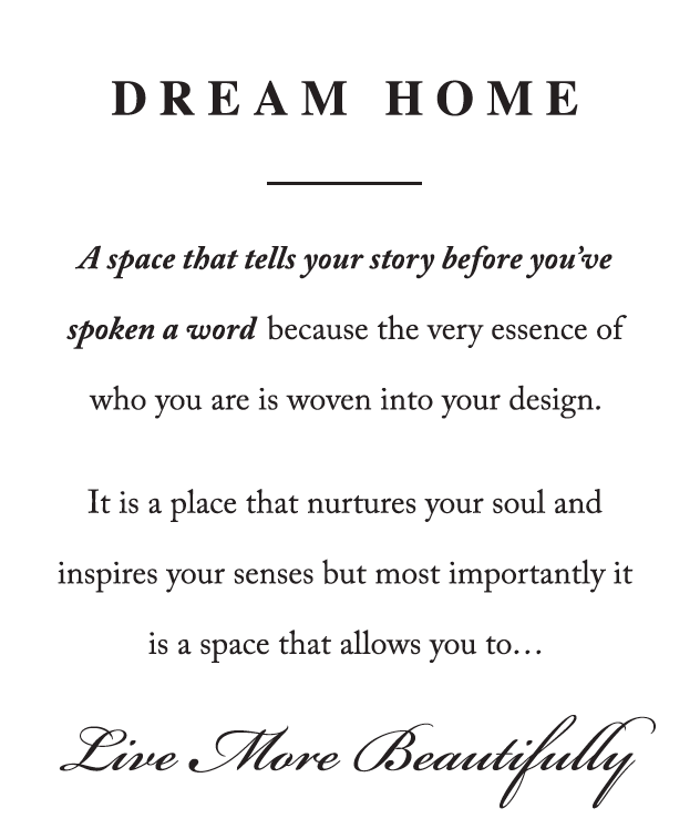 Vancouver dream home our design philosophy interior for Philosophy design