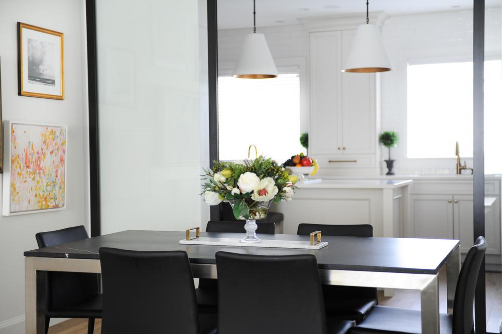 Vancouver Interior Design: Dining Room