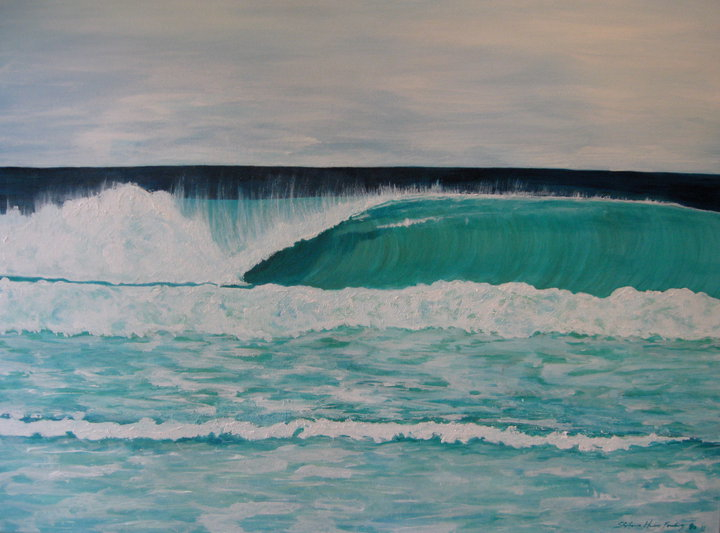 %22Stuart Beach%22 acrylic on canvas 30%22 x 40%22painting   donation to Surfers for Autism Event in Cocoa Beach, FL July 24, 2010.jpg