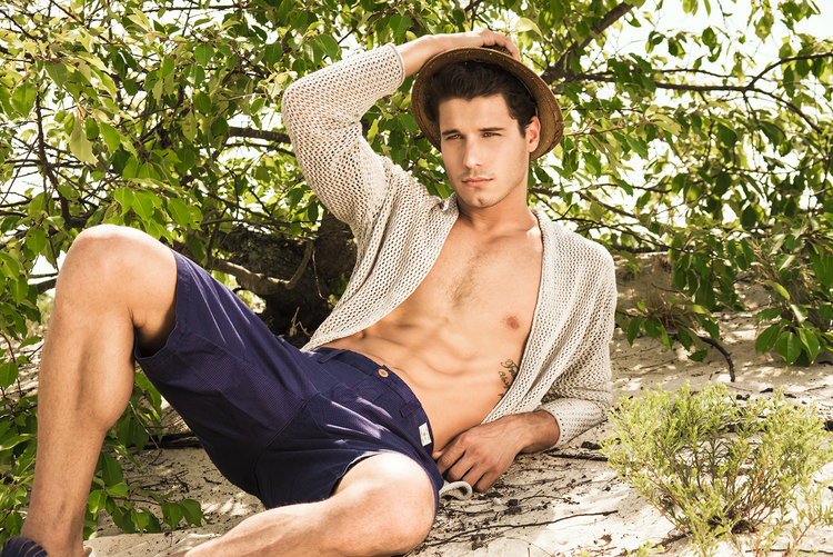 Cody Calafiore for The Fashionisto